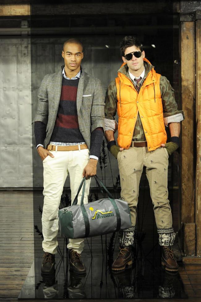Gant by Michael Bastian Fall 2011 | Mercedes-Benz Fashion Week