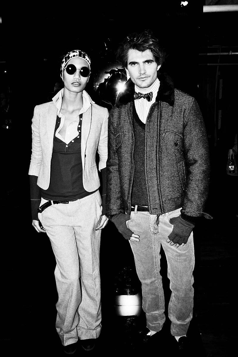 Gant by Michael Bastian Fall 2011 Preview | Mercedes-Benz Fashion Week