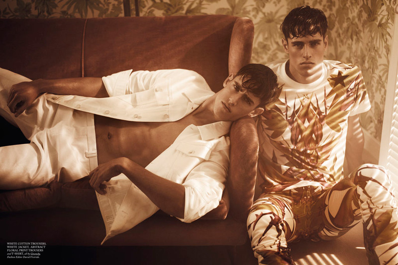 The Collections by Giampaolo Sgura for Hercules
