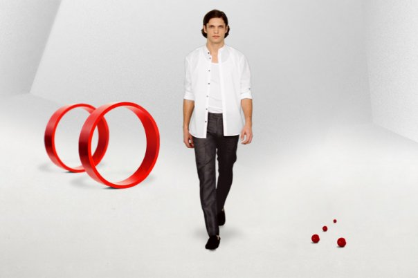 Interactive Campaign - H&M Spring 2009