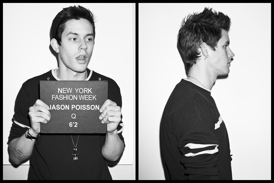 Casting Call : The Booked Edition | Jason Poisson by Conan Thai