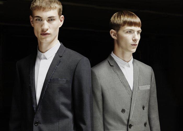 Les Essentiels Dior Homme--Raw Edges | Clinton Weber & Johannes Linder by Julia Champeau