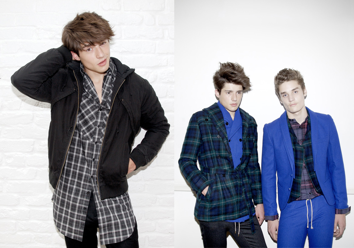 Topman Lens Collection Fall 2008