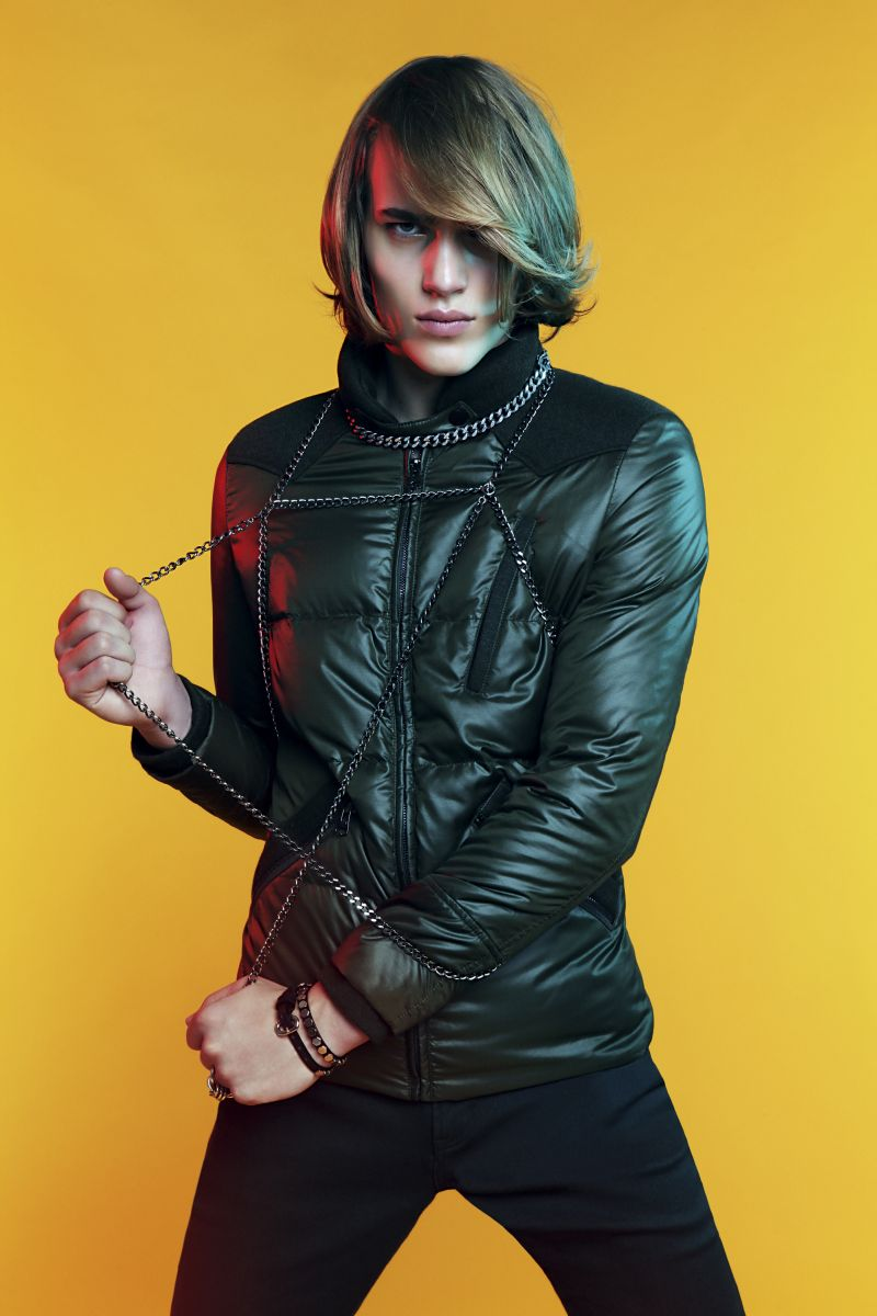 Ton Heukels Delivers Attitude for L2 Fall/Winter 2012