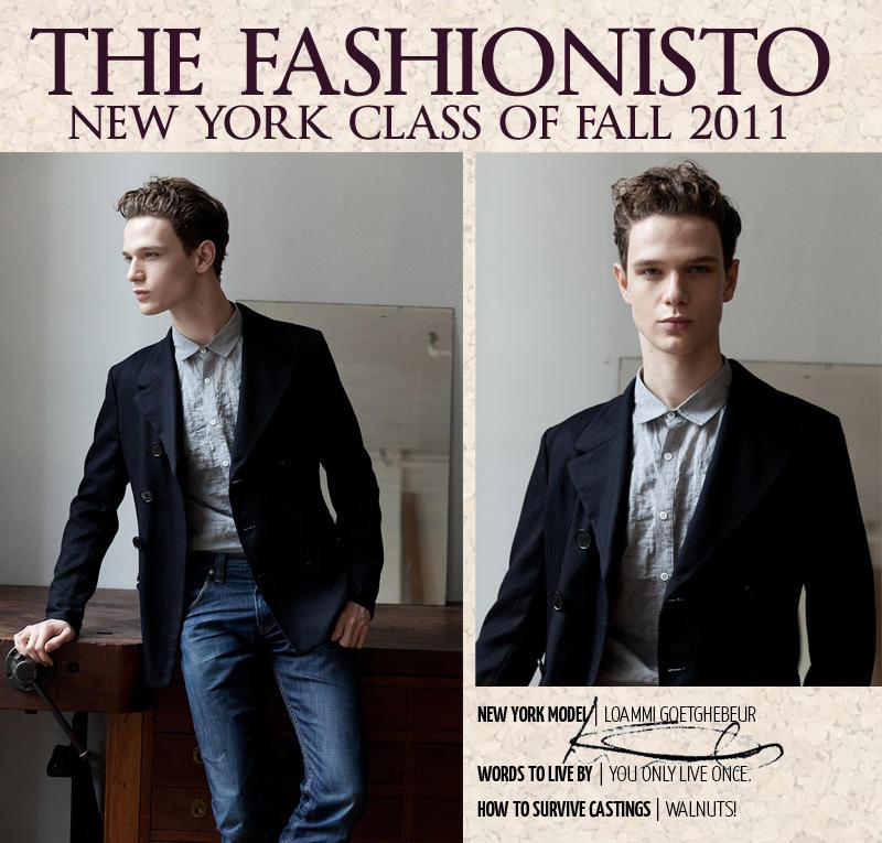 New York Class of Fall 2011 | Loammi Goetghebeur by Steven Chu