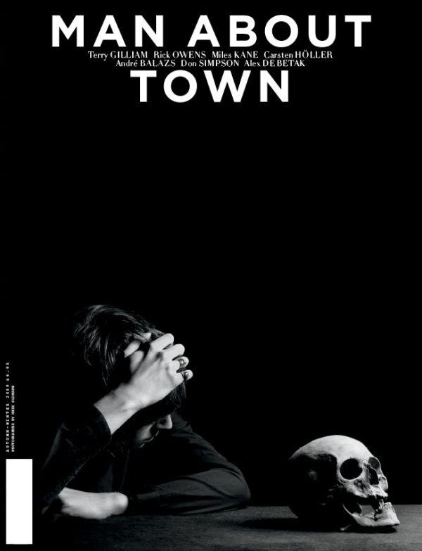 Man About Town | Miles Kane by Hedi Slimane