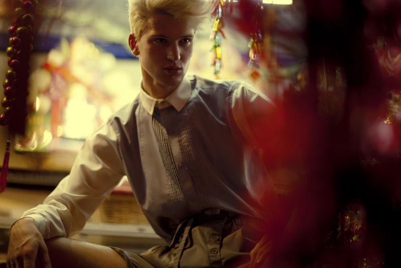 Portrait | Mateusz Rogenbuk by Jacky Suharto