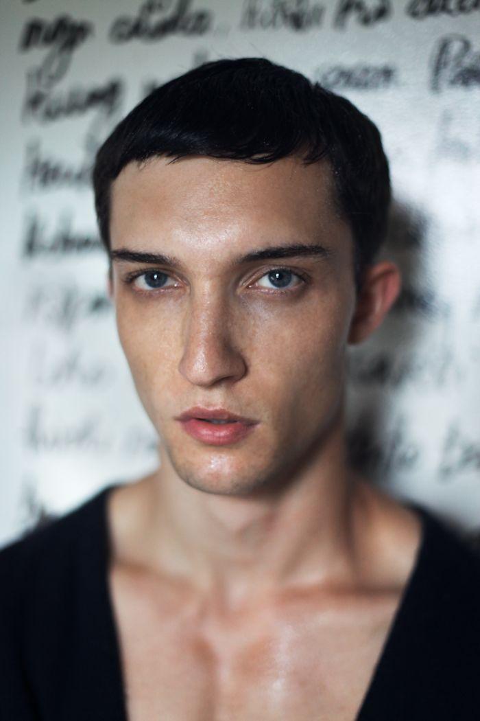 Fusion New Face Max Von Isser Shoots with Nikolai De Vera