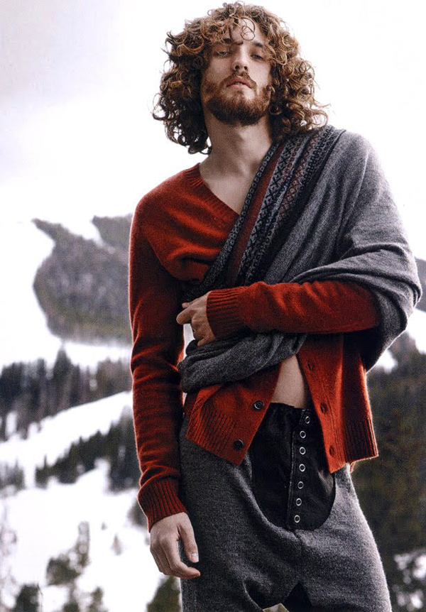 GQ Style Germany | Max Rogers is Rugged