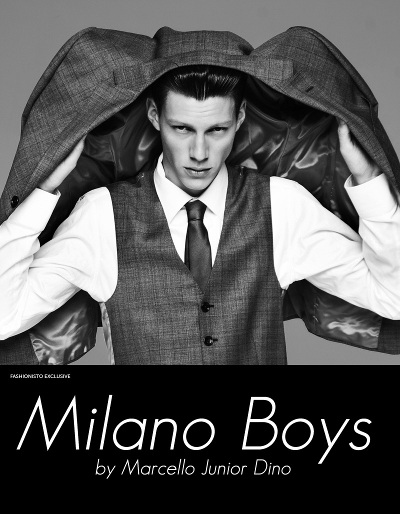 'Milano Boys' by Marcello Junior Dino for Fashionisto Exclusive