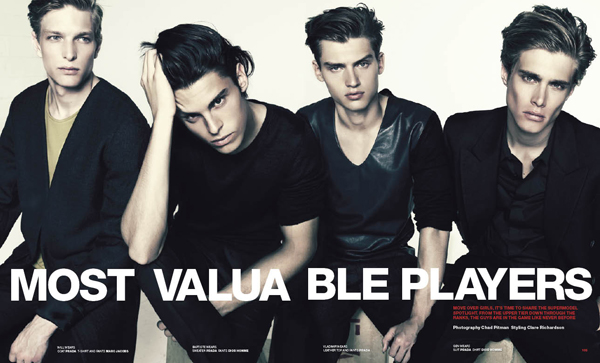 VMAN | Most Valuable Players