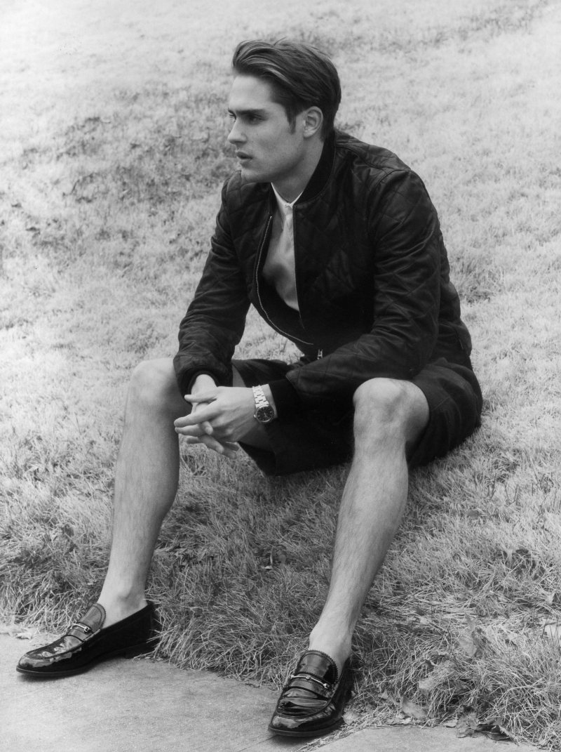 Jacques Naude by Bruno Staub for Mister Muse