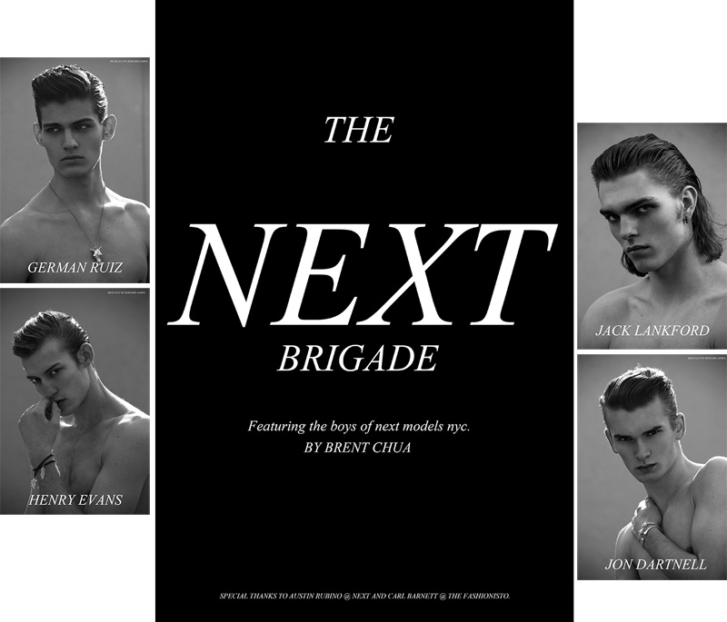 The Next Brigade by Brent Chua for Fashionisto Exclusive