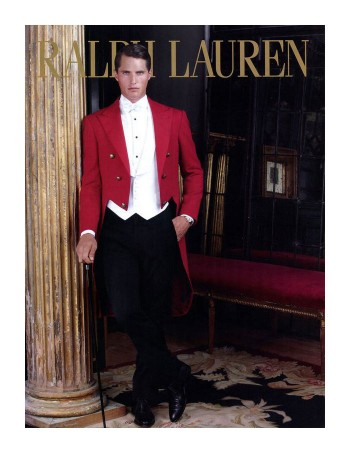 Ollie Edwards by Sheila Metzner for Ralph Lauren Holiday 2010 Campaign