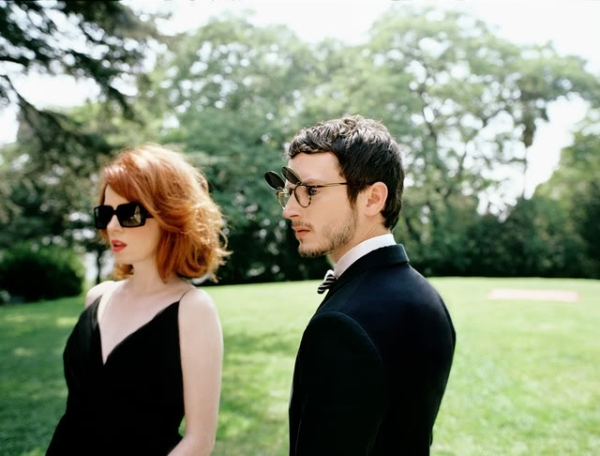 Oliver Peoples 2010 Campaign Preview | Elijah Wood & Shirley Manson by Autumn de Wilde