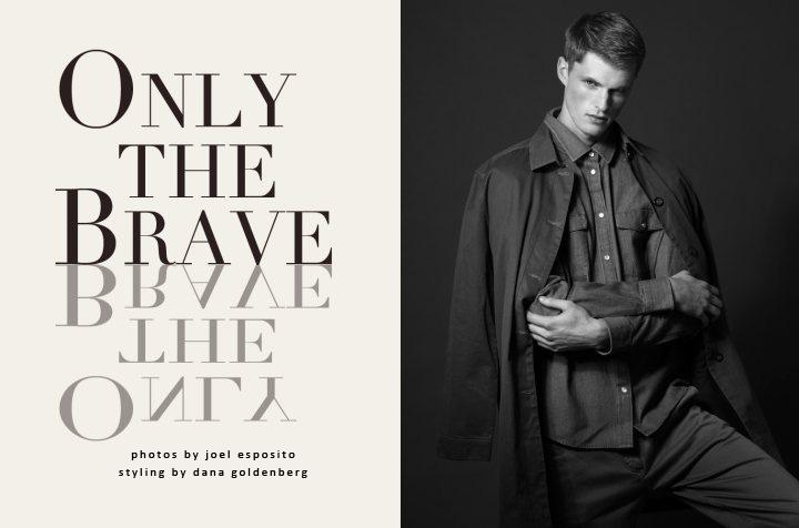 Jeremie by Joel Esposito for Fashionisto Exclusive