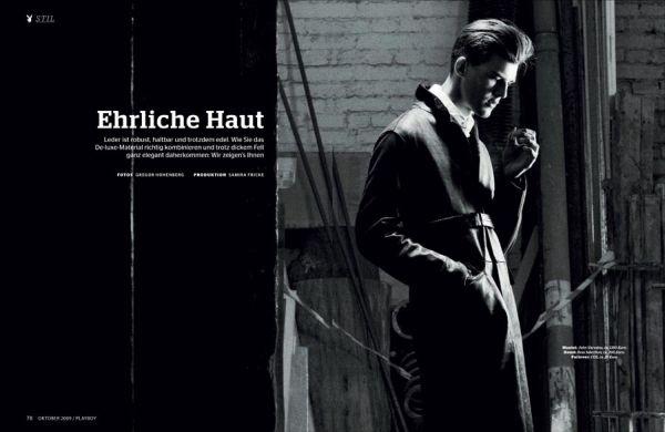 Editorial | Patrick Kafka by Gregor Hohenberg