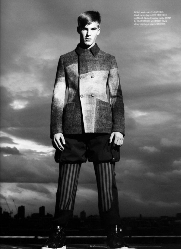 Wound | Patrick Kafka by Jem Mitchell