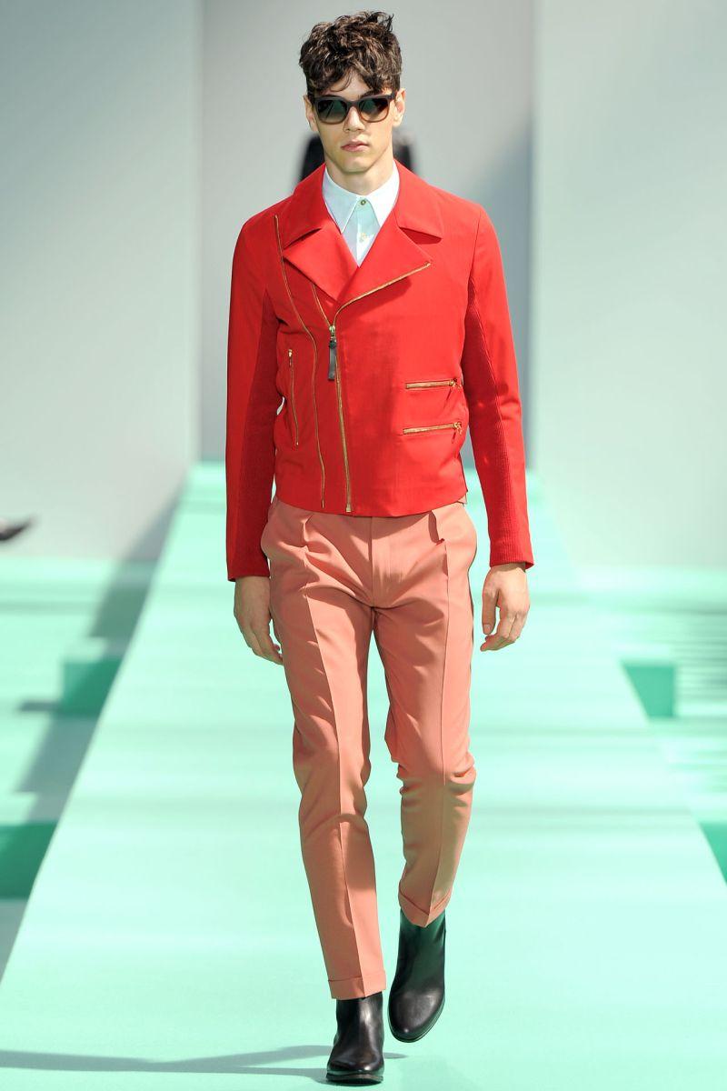 Paul Smith Spring/Summer 2013   Paris Fashion Week
