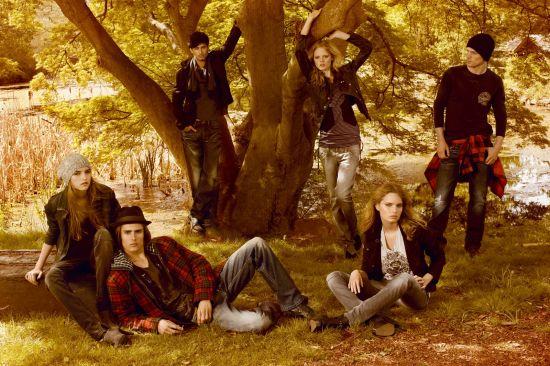 Campaign - Pepe Jeans Fall 2009