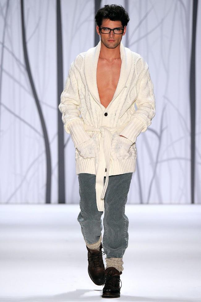 Perry Ellis Fall 2011 | Mercedes-Benz Fashion Week
