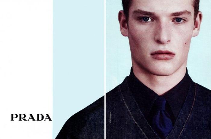 Prada Spring 2011 Campaign Preview   Julius Gerhardt by Willy Vanderperre