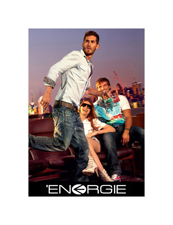 Ram Boneh for Energie Spring 2011 Campaign