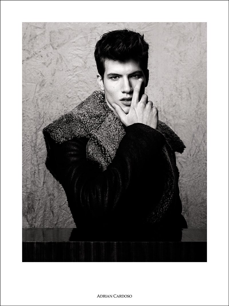 Outtakes - Adrian Cardoso, Dylan Reitz & Luis Borges by Richard Pier Petit for Fashionisto Winter/Spring 2012