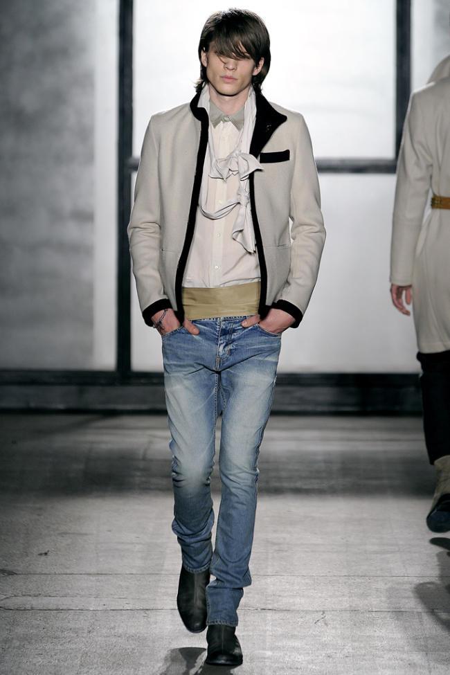 Robert Geller Fall 2011 | Mercedes-Benz Fashion Week
