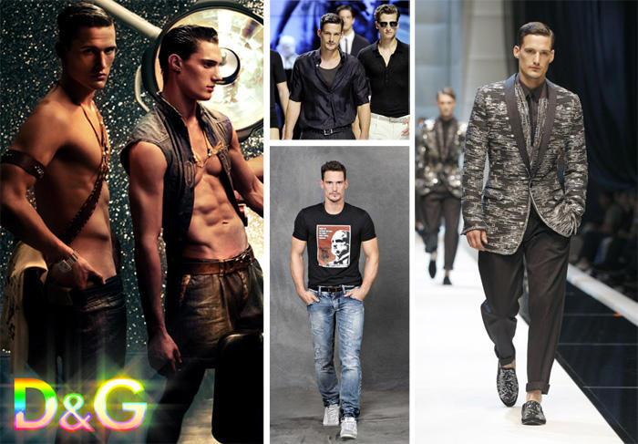 Model of the Month | Sam Webb, the Dolce & Gabbana Man