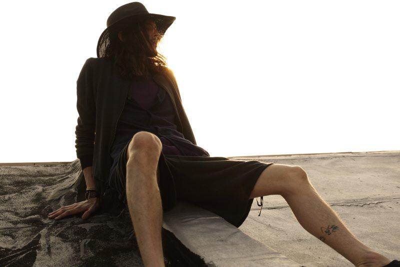 Randy Lebeau by Tetsuharu Kubota for Seconds by Robert Geller Spring/Summer 2012