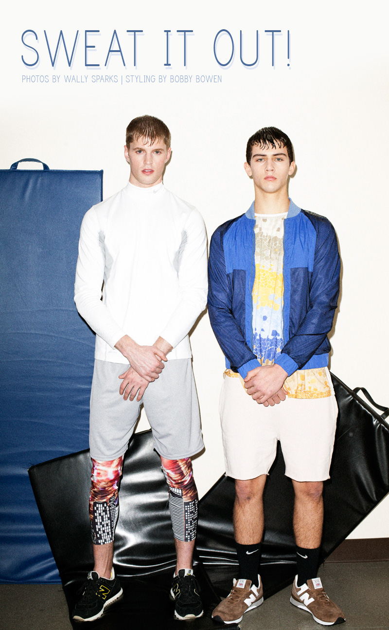 Sean Nicole & Jeremie by Wally Sparks for Fashionisto Exclusive