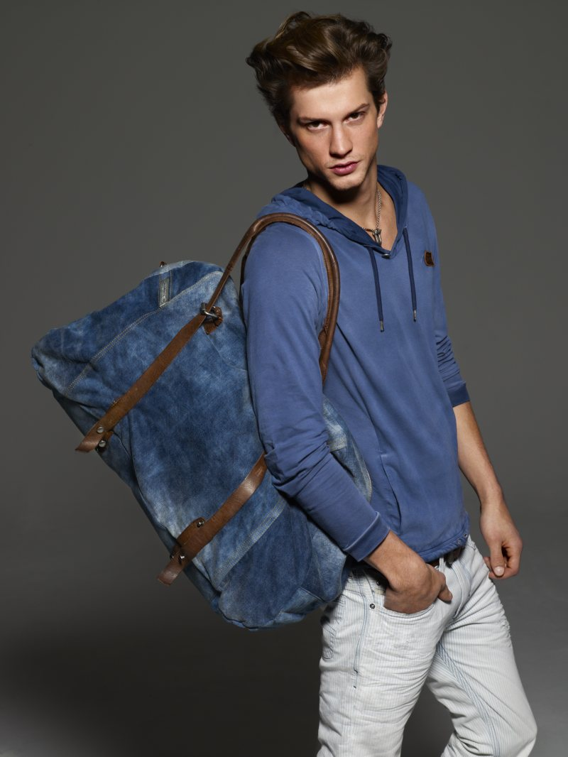 Theo Hall for Diesel Spring/Summer 2012 Accessories