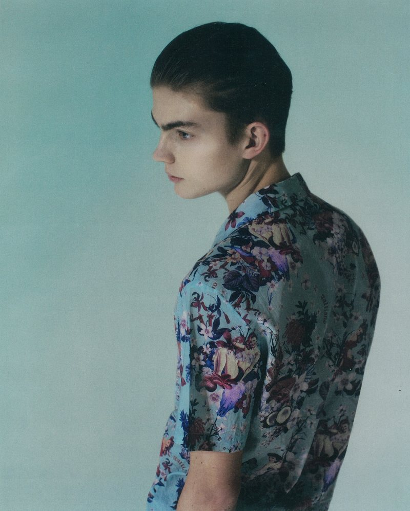 Timothy Kelleher by William Selden for Dazed & Confused