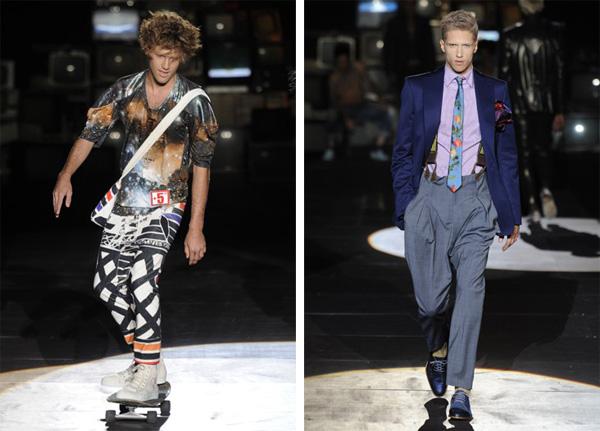 Vivienne Westwood Spring 2011 | Milan Fashion Week