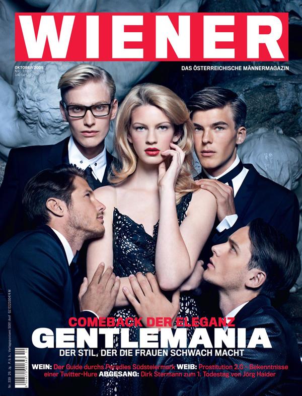 Wiener Magazine | Gentlemania