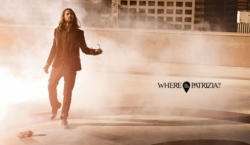 Will Lewis for Patrizia Pepe Spring 2011 Campaign