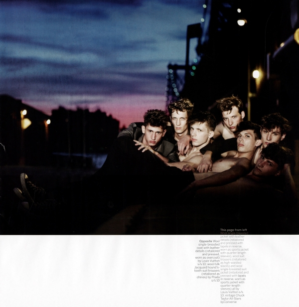 Editorial | July 19/20, 2009 by Willy Vanderperre