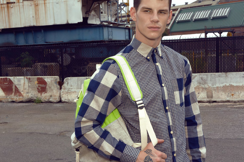Christopher Wetmore is Camp Chic for Alder Spring/Summer 2013