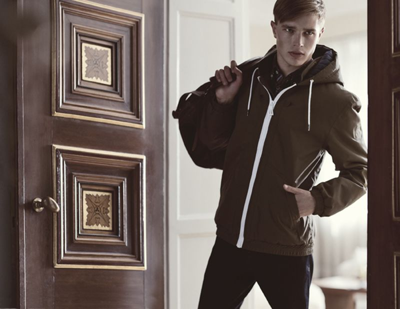 Jed Texas & Christophe Canitrot are Stockholm Bound for Henri Lloyd Fall/Winter 2012 Campaign