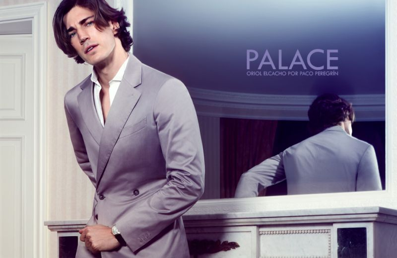 Oriol Elcacho is a Tailored Dream for Hola Magazine