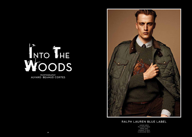 Bastiaan van Gaalen Gears Up for the Woods with Apropos Magazine