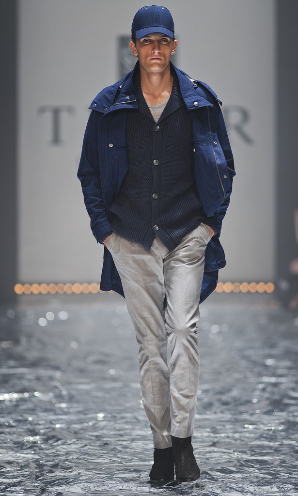 Tiger of Sweden Spring/Summer 2013 | Stockholm Fashion Week