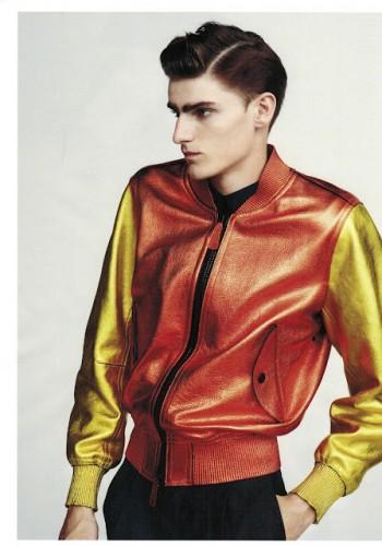 Horst Diekgerdes Snap Alexander Beck & Arthur Gosse for GQ Style Germany