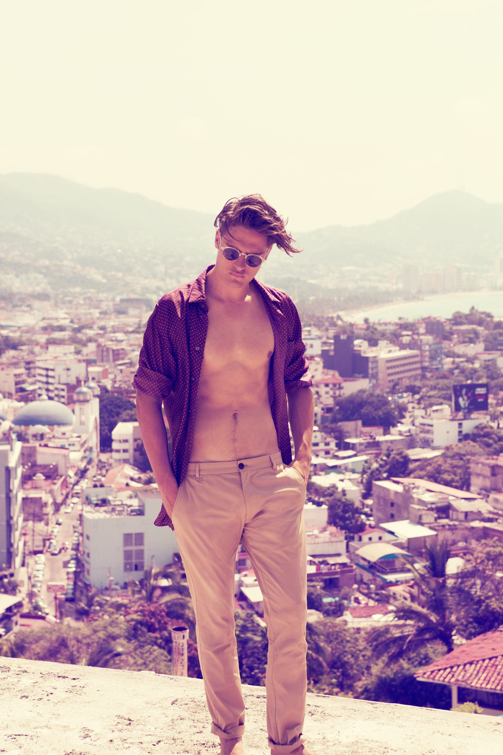 Jacques Naude Visits Mexico for Icon Magazine #7
