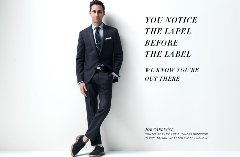 J.Crew Enlists Successful Individuals for Fall/Winter 2012 Campaign
