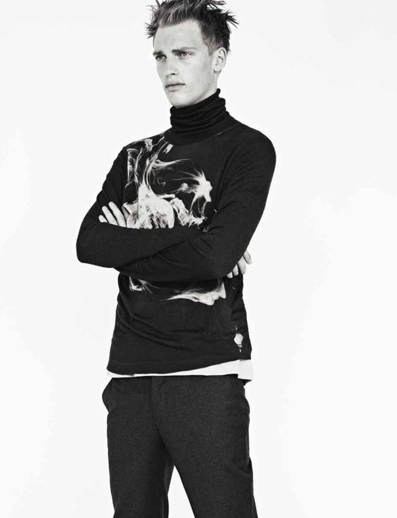 Victor Nylander & Guerrino Santulliana Step Out for Mister Muse