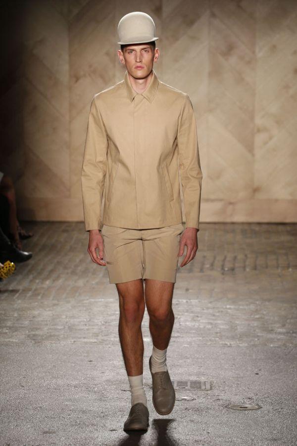 Perry Ellis by Duckie Brown Spring/Summer 2013   New York Fashion Week