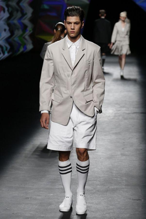 Y 3 Spring/Summer 2013 | New York Fashion Week image