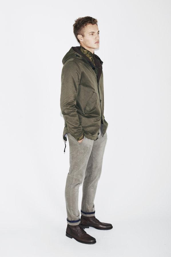 Barnaby Dunn & Calin Sitar are Enlisted for Zaras October Lookbook image